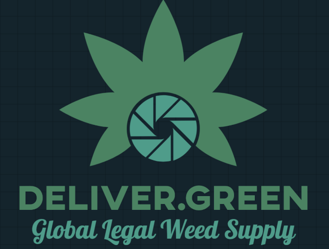 Deliver.Green - Global Legal Weed Supply and Online Delivery